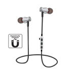 Deepbass In-Ear Metal Bluetooth Headset st...