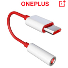 OnePlus Adapter USB Typ-C auf Aux 3,5mm Or...