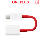 OnePlus USB Typ-C OTG Cable Original Red