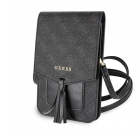 Guess 4G Wallet Universal Case Black